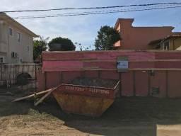 Barbadinha. Terreninho murado, plano, limpo, com água, luz e iptu no Porto da Lagoa