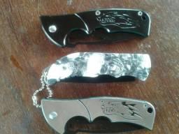 Vendo essas facas canivete