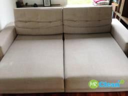 Seu sofá limpo como novo
