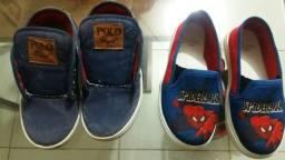 Combo calçados pontuação 27