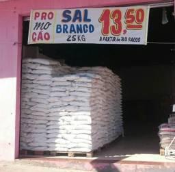 Sal Branco 25kg