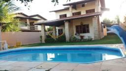 Casa com 3 Suites ,Piscina e deck na Praia do Presidio