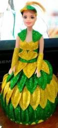 Estou vendendo a bonequinha do Brasil