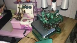 Máquinas de costura semi industrial