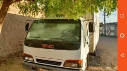Vendo caminhão td revisado - 2002