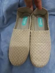 Sapato Usaflex e Piccadilly