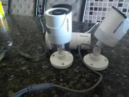 Cameras de segurança HD - NOVINHAS
