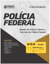 Apostila Polícia Federal - Edital 2018