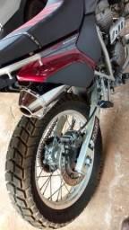 Freio à disco traseiro Honda XR 250 Tornado