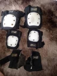 Equipamentos para patins e skaite