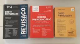 Livros de direito previdenciário