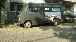 Vendo ou troco micro ônibus GM