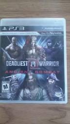 Jogo PS3 Deadlister Warrior Ancient Combat