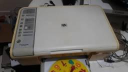 Impressora funcionando