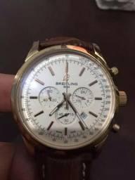 5f1de24ab49 Relógio Breitling 1884 Ed. Limitada 0 2000 Original!