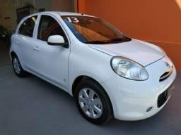 Nissan March 2013 financia sem entrada R$899,00 - 2013