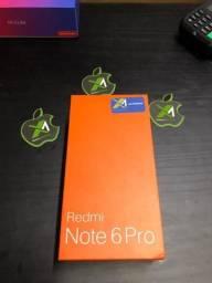 Xiaomi note 6 pró não fique perdendo tempo,garanta ja esse lindo aparelho
