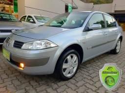 Renault MEGANE SEDAN DYNAMIQUE 2.0 Automático 4P 2007 BARATO !!!Abaixo da FIPE !!! - 2007