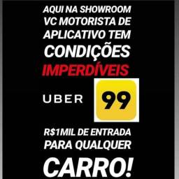 Vw/POLO SEDAN 1.6 2014 COMPLETO(R$1MIL DE ENTRADA)SHOWROOM AUTOMÓVEIS - 2014