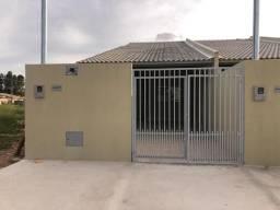 Casa com fino acabamento garagem coberta até 100% financiada pelo Minha Casa Minha Vida
