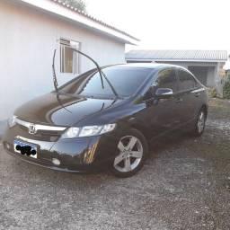 Honda Civic automático top 2008