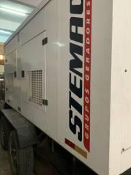 Gerador de energia Stemac 180 kVA
