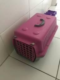 Caixa de transporte p cães ou gatos
