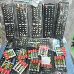 Controle TV smart
