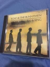 Usado, CD Echo and The Bunnymen-Songs to Learn & Sing comprar usado  Salvador