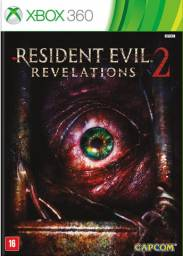 Resident evil Revilations 2 Xbox 360