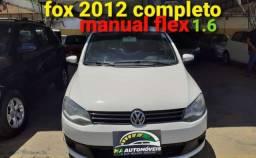 Rafaela- Volkswagen Fox 1.6 Flex 5p