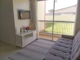 Apartamento pronto pra morar com 2 quartos e varanda no Jardim Rosolem em Hortolândia