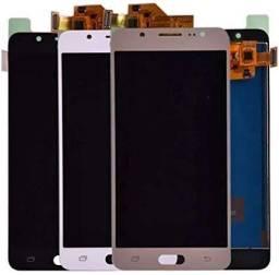 Temos Frontais, Touche e LCD