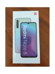 *Pra*hoje*REDMI Note 8 da Xiaomi.. Novo Lacrado com Garantia e Entrega imediata