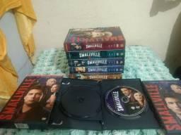 Coleção Dvds Smallville