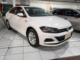 Volkswagen Virtus 1.6 MSI - Completo - 2019 - Com câmbio manual