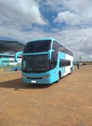 Ônibus Rodoviário Scania / Comil Invictus DD 2017