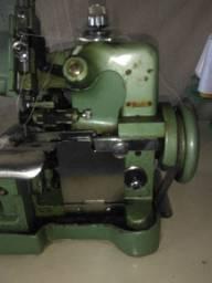 Máquina overloque semindrustrial