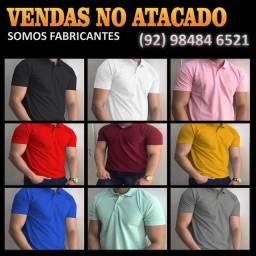 Camisas polo unissex