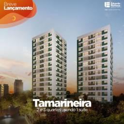 DRF_Tamarineira Lançamento 2qts e 3qts, suíte, 2 torres