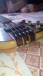 Contra-baixo dd luthier profissional