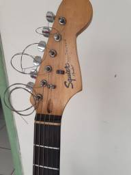 Squier Fender com Tex Mex