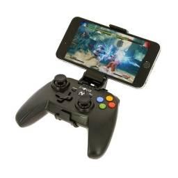Controle Bluetooth Sem Fio Celular Gamepad Joystick PC - 8264