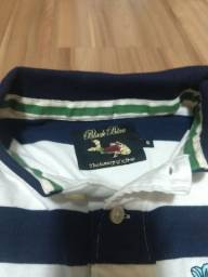 Polo Black Blue