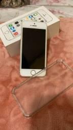 Título do anúncio: iPhone 5s Dourado