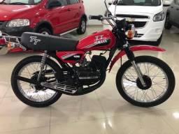 Reliquia Yamaha TT 125 1981