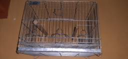 Vendo gaiola de pássaros para sair logo