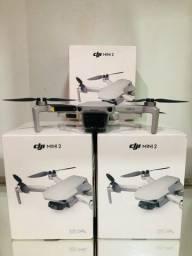 Título do anúncio: Drone Dji Mini 2 Novo Original