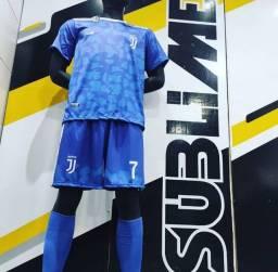 Uniformes personalizados para o seu time de futebol ou esportes variados