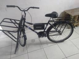Bicicleta cargueira novinha